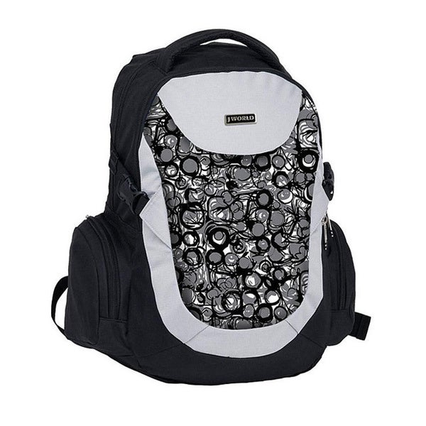 J World 'Jacque' Bio-Health Panel Backpack