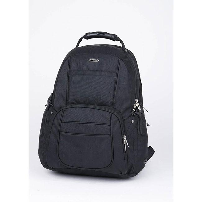 J World 'Knox' Ballistic Laptop Backpack