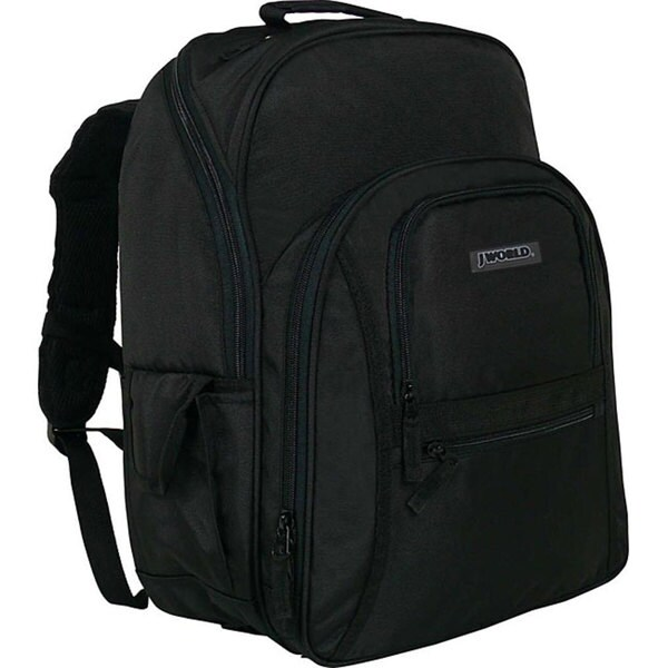 J World 'Sloan' 16-inch Laptop Backpack