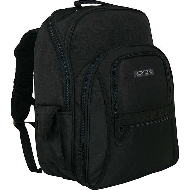 J World 'Sloan' 16-inch Laptop Backpack