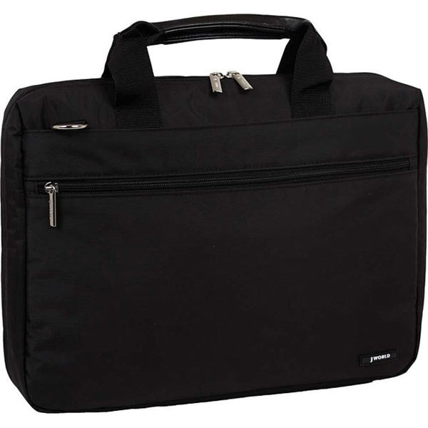 J World Reasearch 15-inch Laptop Briefcase