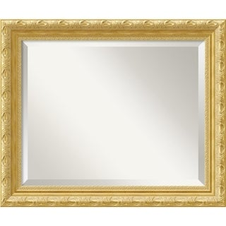 Wall Mirror Medium, Versailles Gold 20 x 24-inch