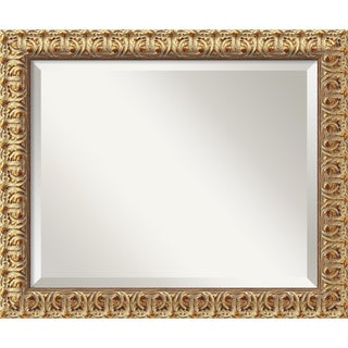 Florentine Gold Framed Mirror