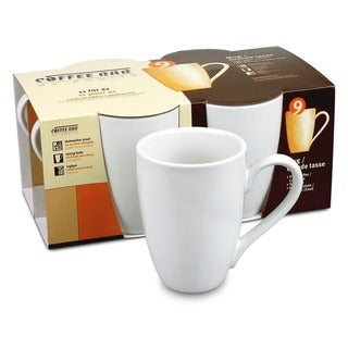 Konitz Coffee Bar 10-ounce Mugs (Set of 4)