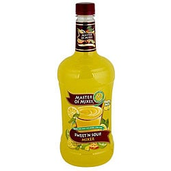 American Beverage Master Of Mix Sweet & Sour 1.75 Liter (Pack of 6)