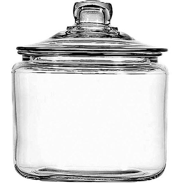 Shop Anchor Hocking Corporation 3 Quart Storage Jar with cover