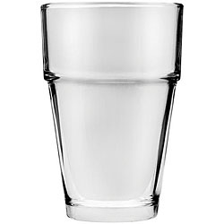 Anchor Hocking Corporation 12-oz Stackable Beverage Glasses (Case of 36)