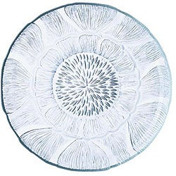 Cardinal International 5.5 Ince Fleur Plate (Case of 24)