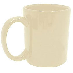 Tri-S Superior Screen 11-oz Almond Mug (Case of 36)