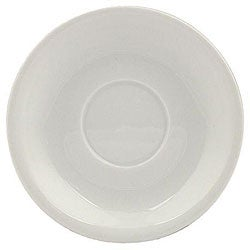 Vertex China 6-in White Saucer (Case of 36)