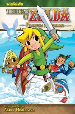 The Legend of Zelda 10: Phantom Hourglass (Paperback)