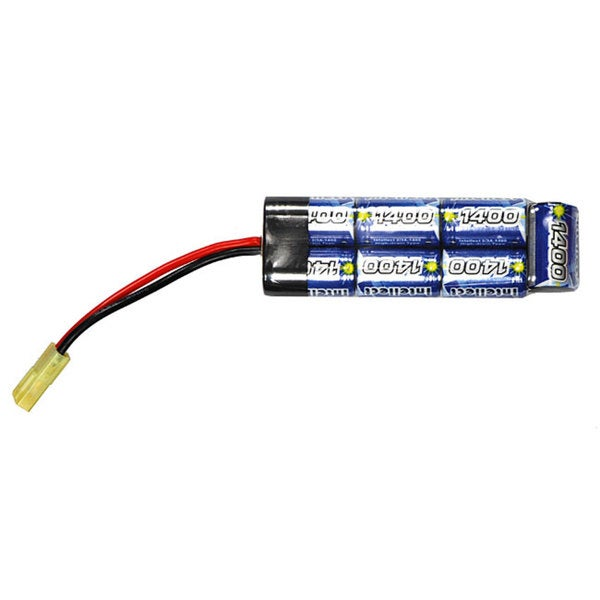Intellect ERBAT14 1400mAh 8.4-volt Nickel Metal Hydride Cells