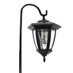 Shepards Hook Solar Hanging Lantern (Set of 6)
