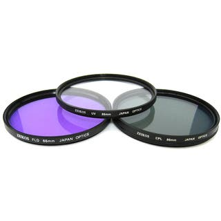 Zeikos Electronics ZE-FLK86 Filter Kit - Ultraviolet, Polarizer, FLD|https://ak1.ostkcdn.com/images/products/4447070/P12401390.jpg?impolicy=medium