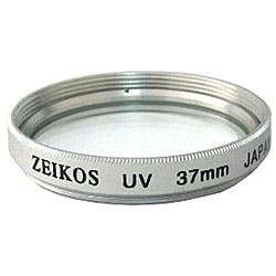 Zeikos 37mm UV Multi Coated Glass Filter