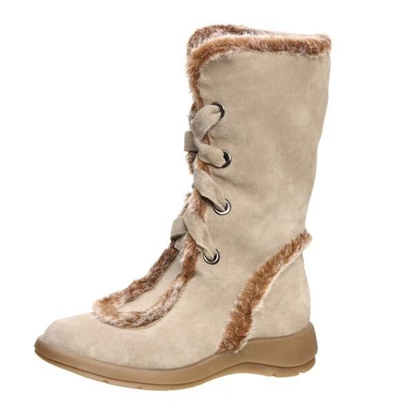 Aerosoles Women's 'Squishing Trip' Mid-calf Faux Fur Boots FINAL SALE