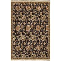 Hand-knotted Legacy New Zealand Wool Area Rug (2'6 x 10)