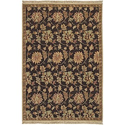 Hand-knotted Legacy New Zealand Wool Rug (2'6 x 10)