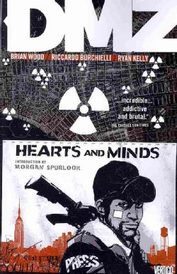 Dmz 8: Hearts and Minds (Paperback)