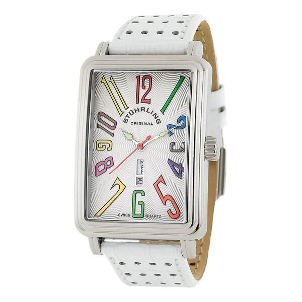 Stuhrling Original Men's Uptown Ozzie XL Quartz Watch