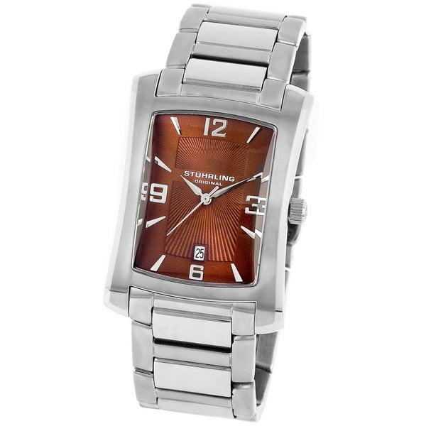 Stuhrling Original Men's Gatsby Society ll Swiss Quartz Watch