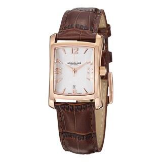 Stuhrling Original Women's 'Lady Gatsby' Classic Swiss Quartz Watch