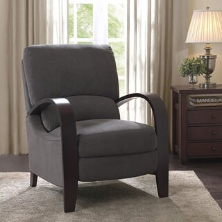 Copper Grove Riverside Charcoal Recliner
