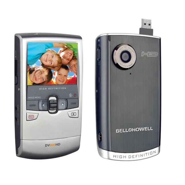 Bell + Howell DV600 HD USB Digital Video Camera