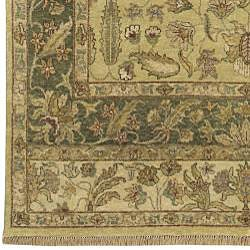 Hand-knotted New Zealand Wool Rug (3'9 x 5'9) - Thumbnail 2