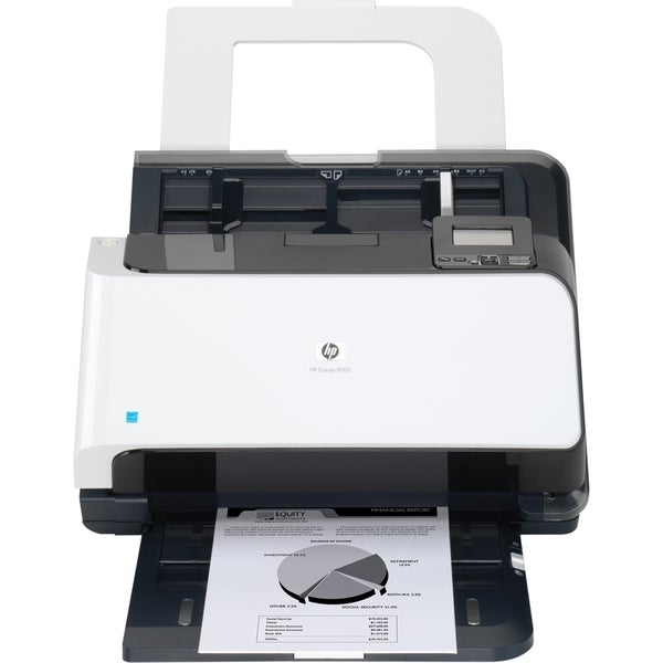 HP Scanjet 9000 Sheetfed Scanner - 600 dpi Optical
