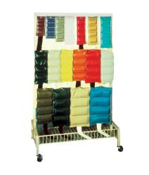 Cando Mobile Cuff Weight Rack