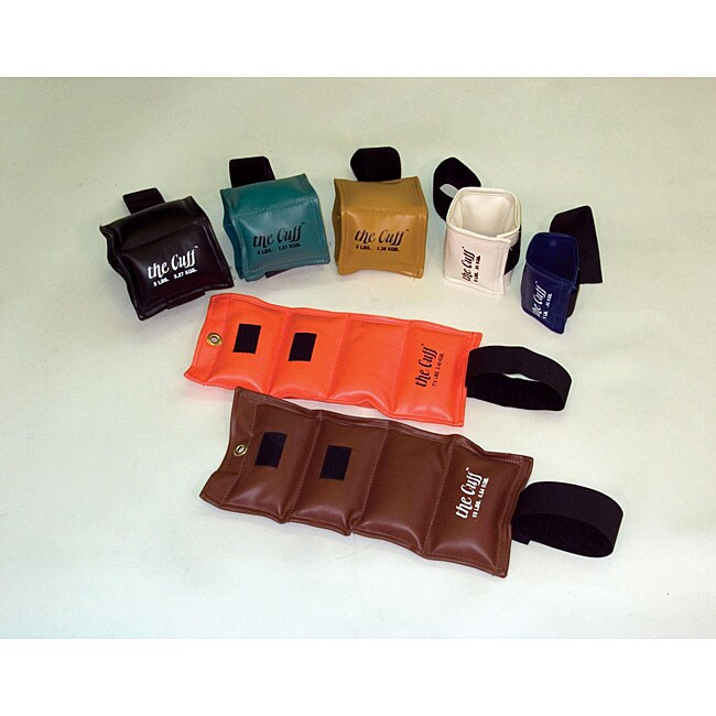 Cuff Weight 7-piece Set with Rack