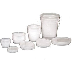 Cando Theraputty Extra Containers (Set of 10)