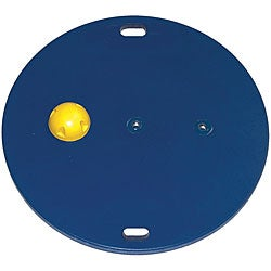 Cando MVP 16-inch Board with Extra-easy Yellow Hemisphere - Thumbnail 0