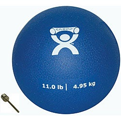 Cando 11-pound Weighted Physical Therapy Ball