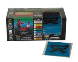 Cando Blue Latex 4-foot Strip Exercise Bands (Pack of 40) - Thumbnail 2