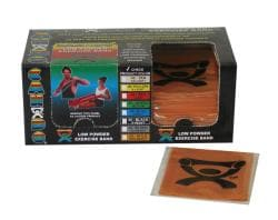Cando Gold Latex 4-foot Strip Exercise Bands (Pack of 40)