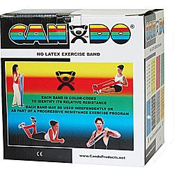 Cando 50-yard Black X-heavy Exercise Band