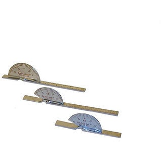 Baseline Stainless Steel 3.5-inch Finger Goniometer