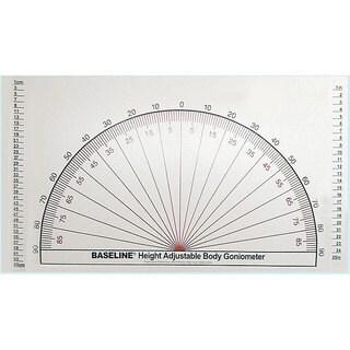 Baseline Adjustable Wall Goniometer