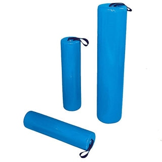 Skillbuilders Blue Physical Therapy Positioning Roll (10x36-inch)