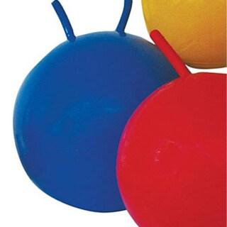Cando 55 cm Blue Vestibular Jump Ball