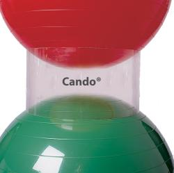 Cando Inflatable 3-ring Ball Stacker - Thumbnail 1