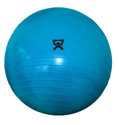 Cando Inflatable Exercise Ball - Thumbnail 1