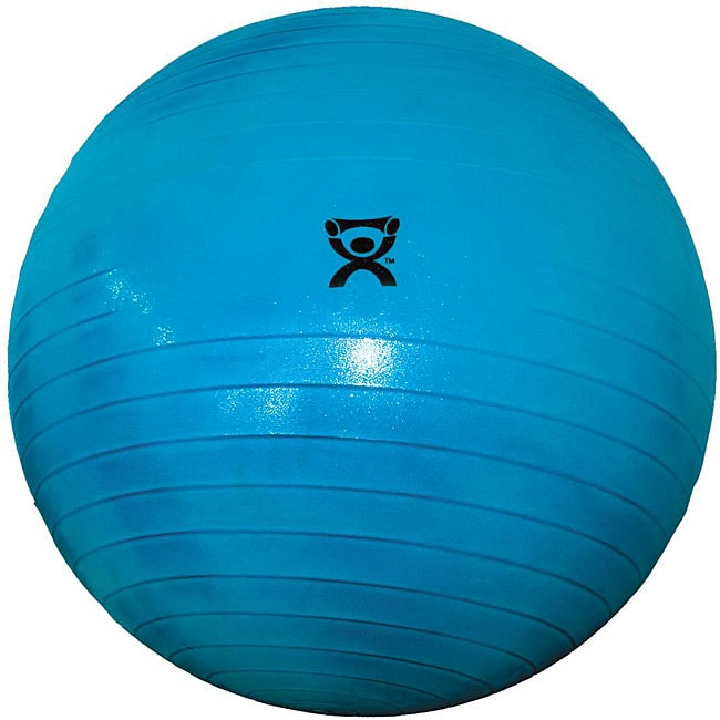 Cando Inflatable Exercise Ball - Thumbnail 0