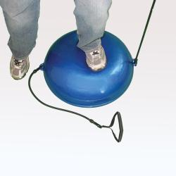 Cando Core-training Vestibular Dome/ Resistance Cords - Thumbnail 1