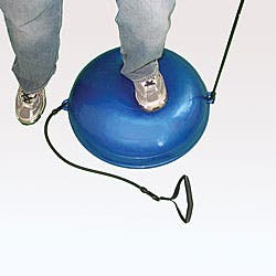 Cando Core-training Vestibular Dome/ Resistance Cords|https://ak1.ostkcdn.com/images/products/4455370/Cando-Core-training-Vestibular-Dome-Resistance-Cords-P12408067.jpg?impolicy=medium