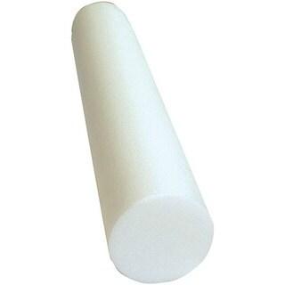 Cando White Jumbo Foam Roller 36 in x8 in