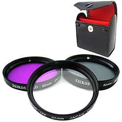Zeikos 82mm Multi Coated Glass Filter Kit|https://ak1.ostkcdn.com/images/products/4456736/Zeikos-82mm-Multi-Coated-Glass-Filter-Kit-P12409070.jpg?impolicy=medium