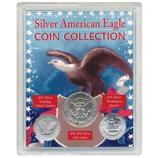 American Coin Treasures American Eagle Silver Coin Collection